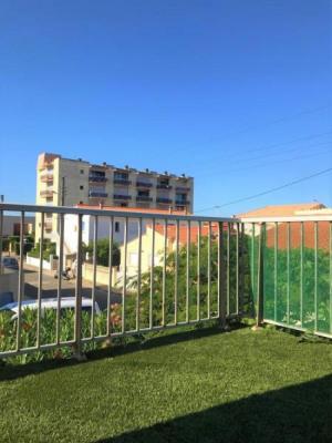 Appartement duplex T3 avec terrasse