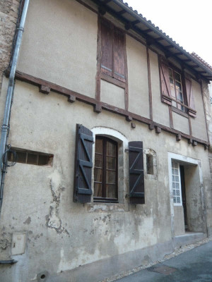 Maison de village Albas