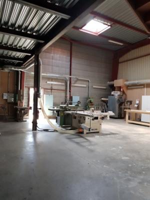 Entrepôt / local d'activité Plessis-bouchard 350 m²