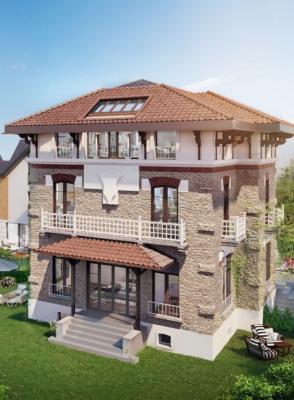 Magnifique 5 pièces avec jardin 80m² et verrière