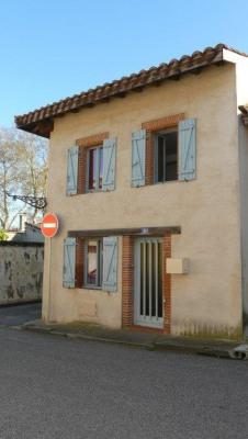 Maison de village T3 sans sortie