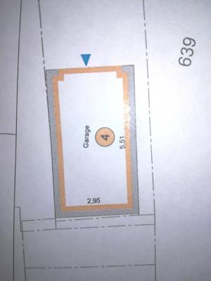 GARAGE Saint Nazaire 16.25 m²