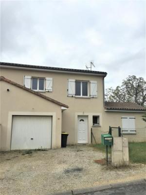 Maison récente nouaille maupertuis - 5 pièce (s) - 90 m²