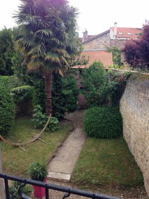 T3 + jardin** + garage