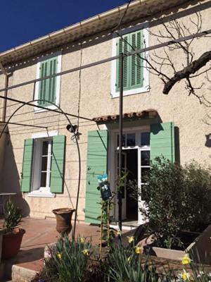 Cabries bastidon + jardin 5 couchages