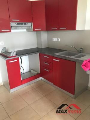 Appartement st pierre - 2 pièce (s) - 44 m²