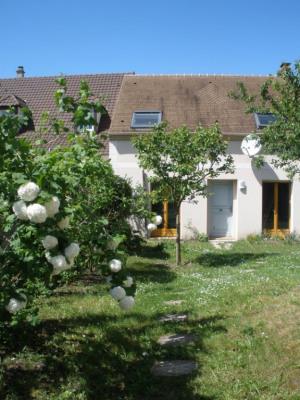 Maison 4 pièces avec beau jardin