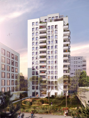 Vente de prestige appartement Villeurbanne (69100)
