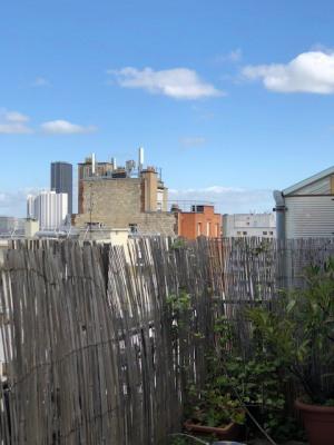 Atelier artiste avec terrasse