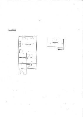Studio meublé Lyon 5 - 1 pièce (s) 24.95 m²