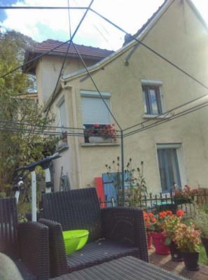 Maison individuelle meru - 4 pièce (s) - 73 m²