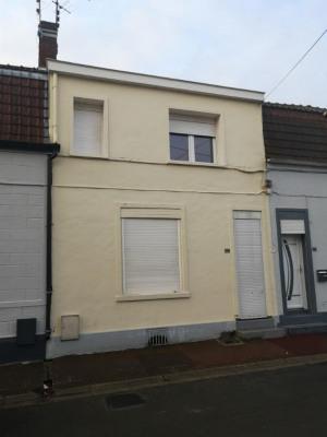 Maison / Sin-Le-Noble / 4 pièces-75 m²