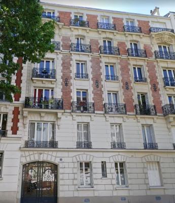 Métro Place d'Italie, 2 pièces 42 m²