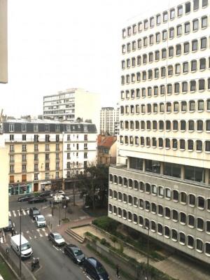 Paris 15 cambronne 2 pièces