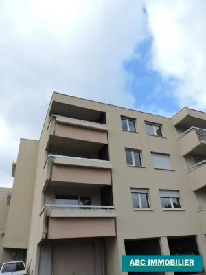 Appartement Limoges 2 pièce (s) 52.48 m²
