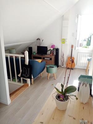 Appartement F3 38.08 m²