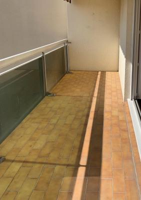 F4 avec grand balcon exposé sud