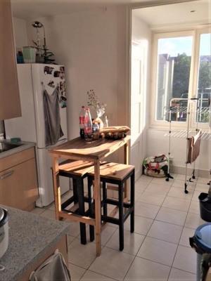 Appartement 60m² neudorf