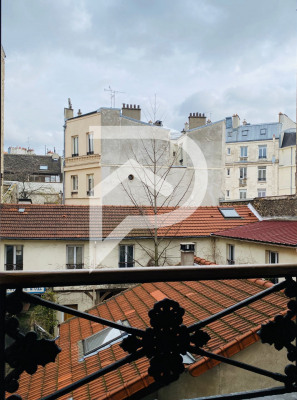 Appartement 2 pièces - Gare du Nord