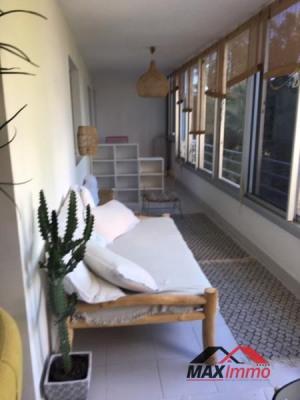 Appartement st denis - 3 pièce (s) - 68 m²
