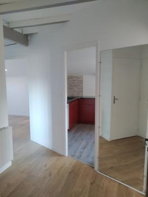 Appartement T4 en dernier étage