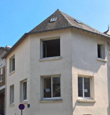 Maison de ville st brieuc - 3 pièce (s) - 80 m²