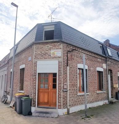 CAUDRY Maison de ville rénovée