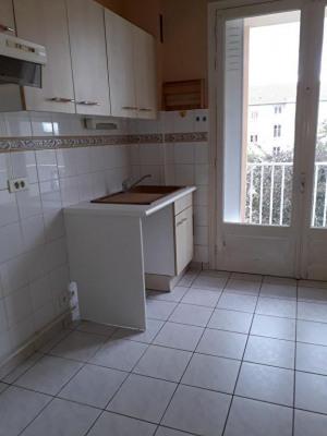 Limoges T3 de 64 m² quartier calme avec garage