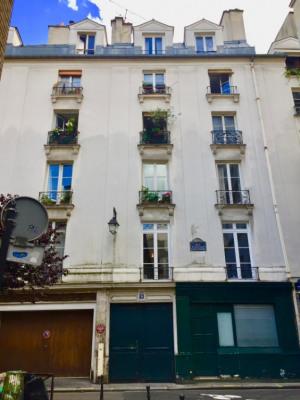 Appartement Paris 2 pièce(s) 46.87 m2