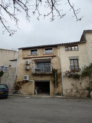 Proche Castelnaudary - Maison du village avec garage