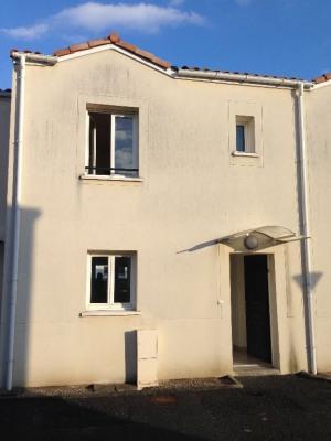 Maison T3 garage + jardinet