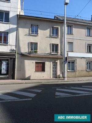 Immeuble Limoges 147 m²
