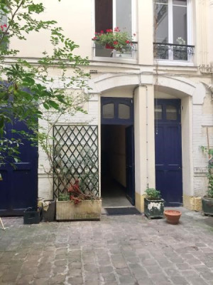Appartement marly le roi - 2 pièce (s) - 46.64 m²