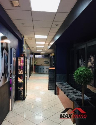 Commercial st denis - 140 m²