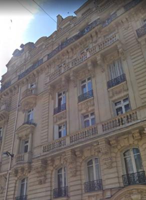 Paris 17 - Courcelles / Wagram - Appartement 5 pièces