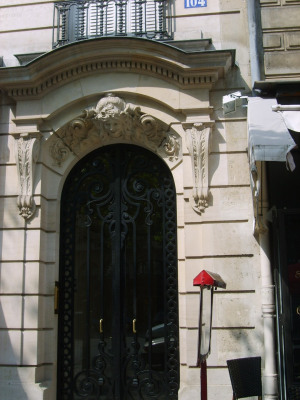 Appartement 2 pièces Paris TERNES