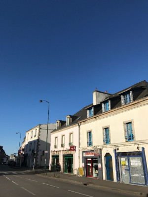 Local commercial Quimper 48 m²