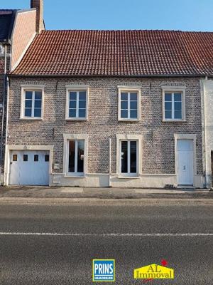 Maison Lambres 5 chambres 124 m² gros potentiel