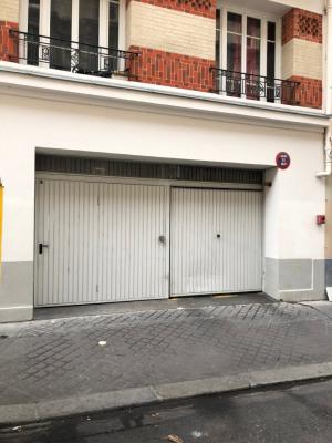 Parking rue des boulets