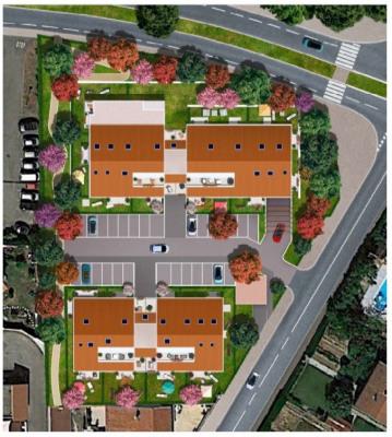 Vente appartement Corbas (69960)