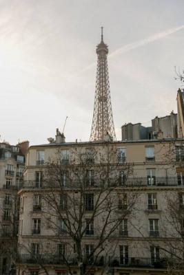 Appartement meublé de 2 pièces - rue Saint-Dominique