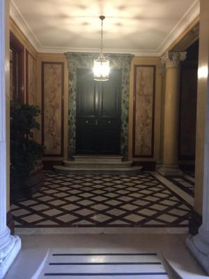 Appartement 113 m² parc Monceau