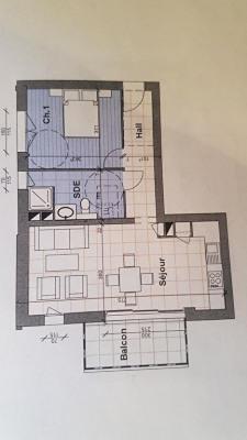 Programme neuf Pornichet 2 pièce (s) 48.13 m²