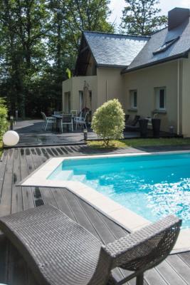 A 15mns Nord de SAVENAY - Maison 4 ch
