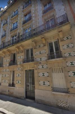 Appartement Paris 2 pièce (s) 38.07 m² à rénover