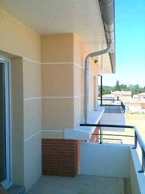 Rental apartment Leguevin 600€ CC - Picture 2