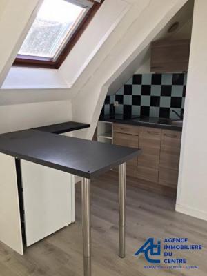 Appartement Pontivy - 16.5 M²