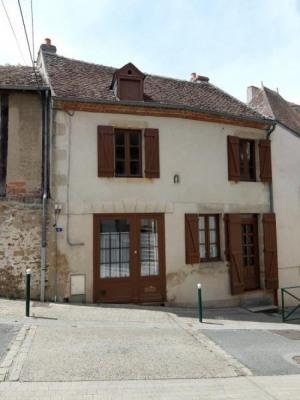 Maison coeur de bourg - 2 ch