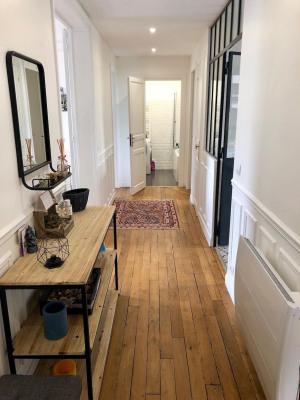 Appartement 3 pièces meublé + balcon