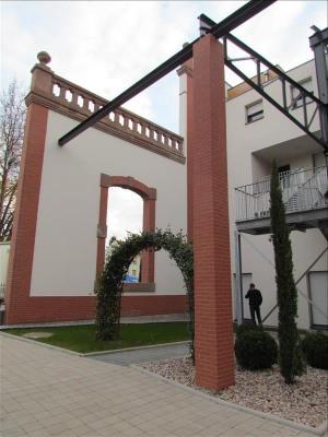 4 pièces + terrasse